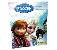 Panini Disney Frozen Sticker Album W/10 Stickers Straight From Box