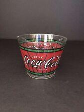 """1970's Coca - Cola, """"Un-Used"""" Tiffany Plastic Cup"""