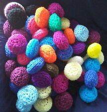 10 Nylon Net Scrubbies, pot scrubbers, scrubbies dish scrubber made of nylon net