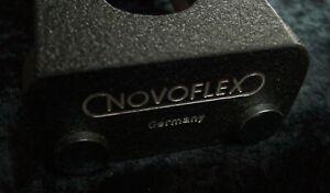 NOVOFLEX CASTEL Einstellschlitten für alle Kameras in Original Verpackung