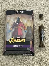 Marvel Legends Cull Obsidian Left Leg Head
