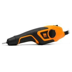 WEN Engraver Carbide-Tipped Wood/Metal/Plastic 13-Watt Depth-Adjustment Dial