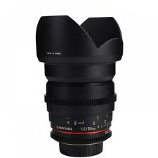 Samyang 24mm T1.5 ED AS IF UMC VDSLR for Nikon F SALE