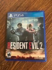 New ListingResident Evil 2 Playstation 4 Ps4
