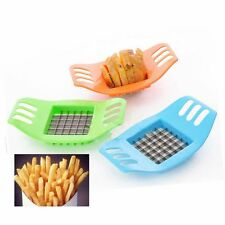 Potatoes Cutter Cut into Strips French Fries Tool Kitchen Gadgets Color Random