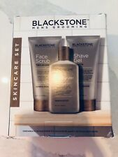 Blackstone Men's Grooming Skincare Set - New