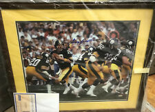 "Framed Terry Bradshaw Steelers Super Bowl XIII MVP Autographed 16"" x 20"" Photo"