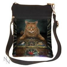 NEW SHOULDER BAG LADIES THE READER LISA PARKER CAT FORTUNE TELLER NEMESIS NOW
