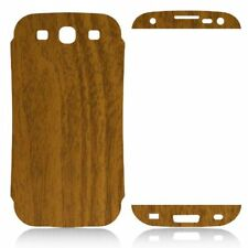 Teak Wood Vinyl Skin for Samsung Galaxy S III