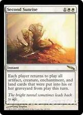 SECOND SUNRISE Mirrodin MTG White Instant RARE