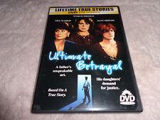 Ultimate Betrayal DVD Ally Sheedy & Marlo Thomas RARE & OOP!!!