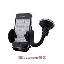 SOPORTE UNIVERSAL PARABRISAS VENTOSA COCHE MOVIL IPHONE SAMSUNG S4 XPERIA Z1