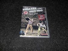 PIRATES OF THE HIGH SEAS CLIFFHANGER SERIAL 15 CHAPTERS 2 DVDS