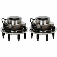 Pair Front Hub Bearing for 2005 2006 Chevrolet Silverado 1500 HD EXCEPT 4WD/AWD