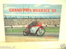 1969 GRAND PRIX WEGRACE 69 UITGAVE PETERS ROADRACE RENNSTRECKE MACHINEN