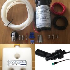 Kit de sintonizador de Coolingmist agua metanol inyección Kit Esmeralda enlace syvecs EMU Motec