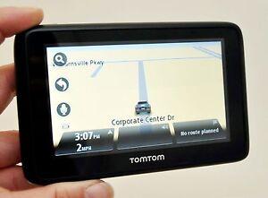 "NEW TomTom GO 2435TM Car GPS System 4.3"" USA/Canada/Mexico LIFETIME MAPS TRAFFIC"