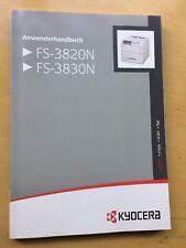 Kyocera FS-3820 N Laserdrucker