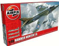 AIRFIX 1:48 HAWKER HUNTER F.6 MODEL AIRCRAFT KIT RAF FIGHTER JET MODEL  A09185