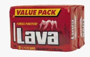 WD-40 6 Pack, Lava Bar Soap