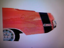 "Dodge Dart stripe Bumble Bee Stripes scamp 70-76 ""3M"" CORRECT STYLE !"