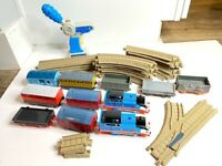 Lot Thomas Train R/C Remote Control Motorized Engine Trackmaster Railway RARE