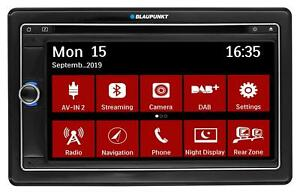 Blaupunkt Las Vegas 690 DAB NAV CAR 2-DIN Navigation Touchscreen Bluetooth TMC U