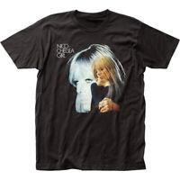 Nico Chelsea Girl T Shirt Mens Licensed Rock N Roll Music Retro Band Tee Black