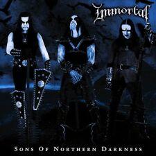 Immortal – Sons Of Northern Darkness 2x LP / Vinyl Gatefold New Re (2017) Metal