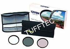 Tiffen 405TPK1- 40.5mm Photo Essentials Kit/Twin Filters New Boxed and Sealed.
