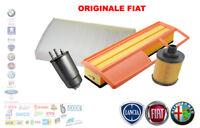 Filtro olio Fiat Grande Punto 1.3 multijet 90 CV Go Filter OE269 Montaggio UFI
