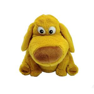 Disney Pixar Dug The Dog Movie Up Snap Plush Soft Animal Toy Washed Clean 16cm
