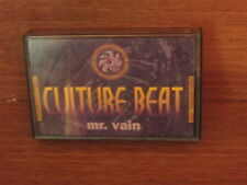 Culture Beat : Mr.Vain - Cherry Lips : Cassette Single : Epic : 659468 4