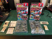1987 Jam Models Robocop and Ed-209 Small Kits Unused