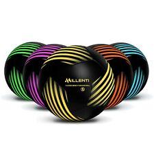 Millenti Soccer Ball Size 5 - Flicker Bend-It Soccer Balls - Classic Soccer