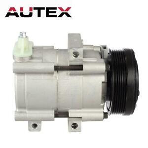 A/C Compressor CO 101290C 4L3Z19703AB For 04-06 Ford F-150 94-97 Mercury Lincoln