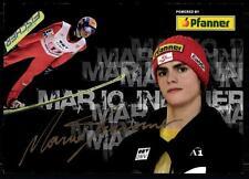 Mario Innauer TOP AK Orig. Sign. +A 19408 + A 76363