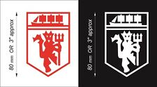 ONE Manchester United PVC film sticker ( car window laptop etc.) #2