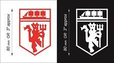 ONE Manchester United PVC film sticker ( car window laptop etc.) #2