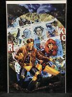 X-MEN #7/ JAY ANACLETO VIRGIN VARIANT/ COMIC/ Wolverine/ X-Men #141/ Homage/ Key