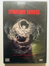 Strange Music: The Video Collection (Volume 6, DVD, 2014) FREE & FAST SHIPPING!!