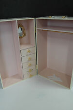 Franklin Mint Princess Grace Vinyl Doll Wardrobe Trunk RARE Hard to Find REDUCED