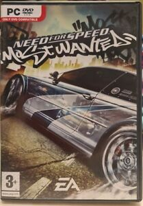 Need For Speed Most Wanted PC / DVD -  With Manual