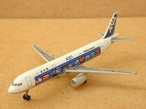 DRAGON WINGS J004 ANA NIPPON SCENIC A321 1:400 MODEL