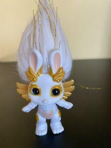 Zelf Troll Doll ~ Angel Hop Bunny ~ Medium. Series 6 ~   Moose Toys