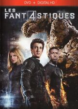Les 4 Fantastiques - DVD Neuf sous Blister