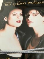 Bound (DVD, 2001) Jennifer Tilly Unrated French Dubbed Version VGC!!! Gina G