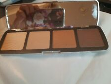 Makeup Revolution Sculpt Contour Bronzer & Highlighter Palette Strong Soul Vegan