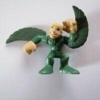 Playskool Marvel Super Hero Squad Vulture Figure Imaginext Spiderman Hasbro