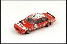 BMW 635 CSI - Bastos- T. Tassin/A. Hahne/H. Heyer - 1st 24h Spa 1983 #21 - Spark